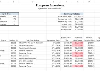 Office 2016 myITLab MS-Excel Grader